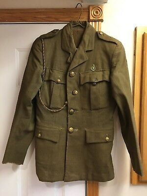 Authentic WW2 British Army Womans Signal Corp Uniform