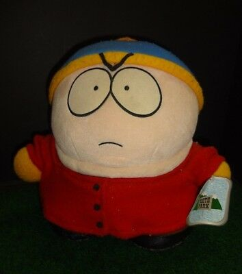 Rare South Park Cartman Plush Toy Doll Figure BY FUN 4 ALL