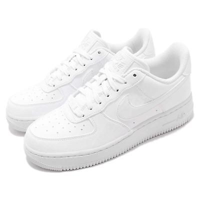 Nike Wmns Air Force 1 07 ESS AF1 Triple White Women Shoes Sneakers AO2132-100