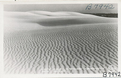 C7655 1940 Frashers Rppc Photo Postcard B7942 White Sands Nm New Mexico 7942
