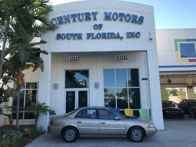 2002 Buick Century  CD Leather A/C Power Windows 3.1L V6 Clean CarFax