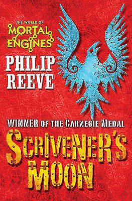 Scrivener's Moon (Mortal Engines) By Philip Reeve NEW (Paperback) Book