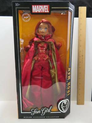 Madame Alexander Collection Marvel Fan Girl Doll Inspired by Iron Man