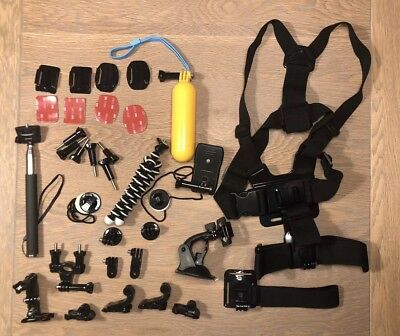 Accessory Pack For GoPro Action Cameras