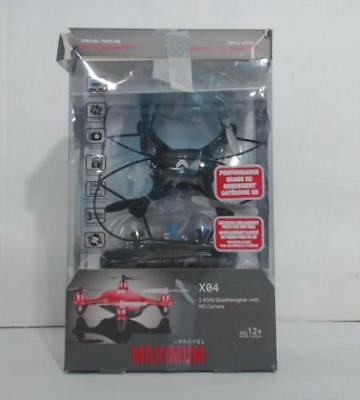 Propel Maximum VL3552 X04 2.4GHz Quadcopter with HD Camera $80