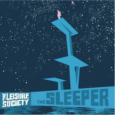 The Leisure Society The Sleeper & A Product of Ego Drain (Demos & B-Sides) 2009