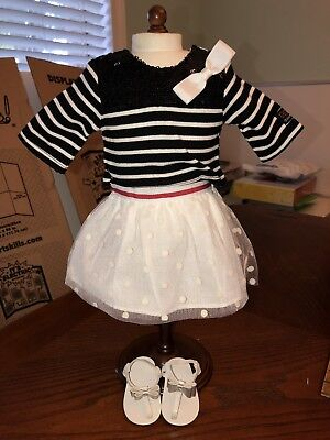 American Girl Doll Grace Thomas Sightseeing Outfit