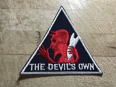 WWII/WW2/Post? US AIR FORCE PATCH-96th Bomb Squadron-ORIGINAL BEAUTY USAF!