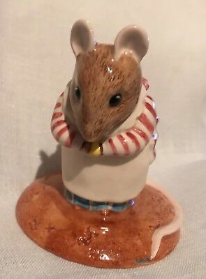 Beatrix Potter MRS TITTLEMOUSE Beswick BP10A England ROYAL DOULTON Figurine RARE