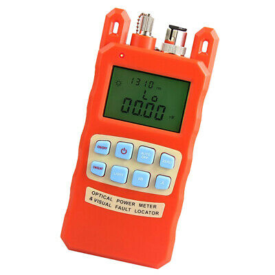 20mW Visual Fault Locator Find Fiber Optic Cable Tester Optical Power Meter