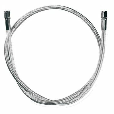 Magnum Polished Stainless Universal Brake Line 21 inch 5521