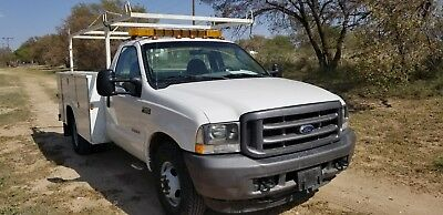 2004 Ford F-350  2004 FORD F350 - Utility Truck - Service Truck - Mechanic Truck