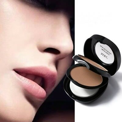 HQ Mineral foundation base makeup matte shimmer contour compact pressed powder