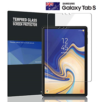"""Tempered Glass Screen Protector SAMSUNG TABLET TAB S4 10.5 S2 9.7"""" S2 8"""" S3 9.7"""""""