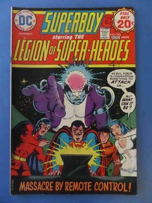 Superboy Legion Of Super-Heroes 203 1974 Mike Grell!