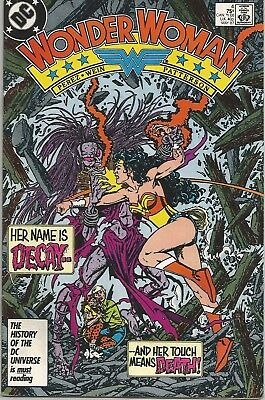 WONDER WOMAN (1987) #4 Back Issue (S)