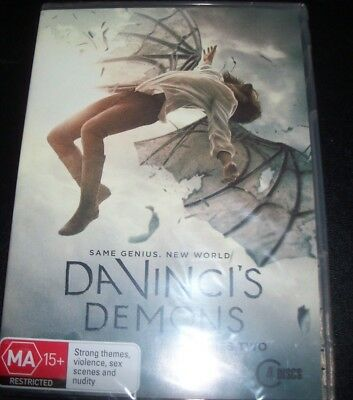Davinci's Da Vinci's Demons Series / Season Two 2 (Aust Region 4) DVD – New