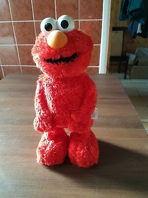 Tickle Me Elmo 10th Anniversary Edition With Talking Box (Not Working)