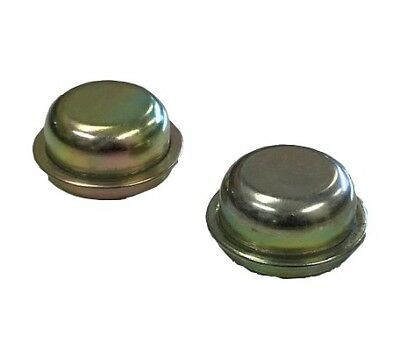 Steel Hub Cap For Trailer Mp418 & Mp4180 Pair 50.5Mm Maypole Mp4180Cb