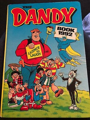 The Dandy Book 1992