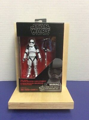Star Wars The Black Series Walmart Exclusive Stormtrooper Executioner Figure