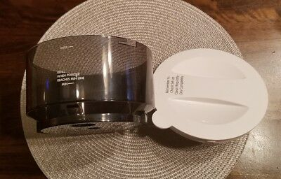 Baby Brezza Formula Pro 2 PIECE POWDER CONTAINER & LID Replacement Part