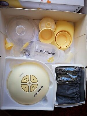 Excellent Condition Medela Swing 2-phase Electric Breast Pump Breastpump In Box
