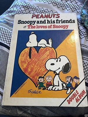 Peanuts, Snoopy And His Friends And The Loves Of Snoopy