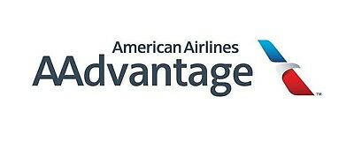 10,000 American Airlines Aadvantage Frequent Flier Miles