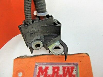 Wire Plug Connector Pig Tail Harness End Clip Off Starter Motor Solenoid 2.3L Oe