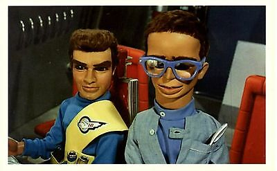 THUNDERBIRDS - Virgil Tracy and Brains - Episode 12 - Postcard