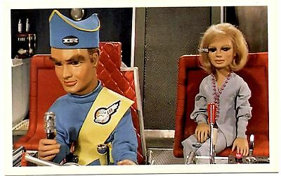 THUNDERBIRDS - Virgil Tracy and Lady Penelope - Episode 14 - Postcard
