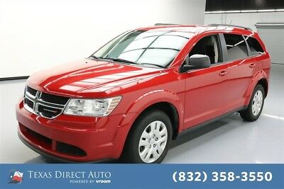 2017 Dodge Journey SE Texas Direct Auto 2017 SE Used 2.4L I4 16V Automatic FWD SUV Premium
