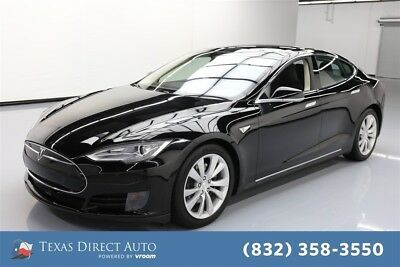 2015 Tesla Model S 70D Texas Direct Auto 2015 70D Used Automatic AWD