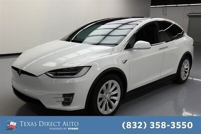 2017 Tesla Model X AWD 75D 4dr SUV Texas Direct Auto 2017 AWD 75D 4dr SUV Used Automatic AWD Premium