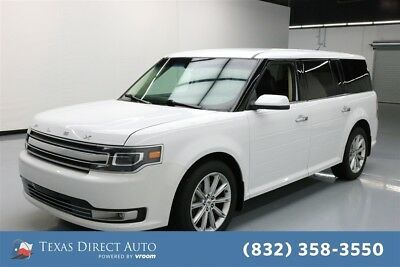 2015 Ford Flex Limited Texas Direct Auto 2015 Limited Used 3.5L V6 24V Automatic AWD SUV