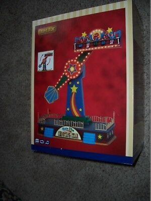 Lemax Carnival   Ride The Shooting Star   Brand {NEW} in Box