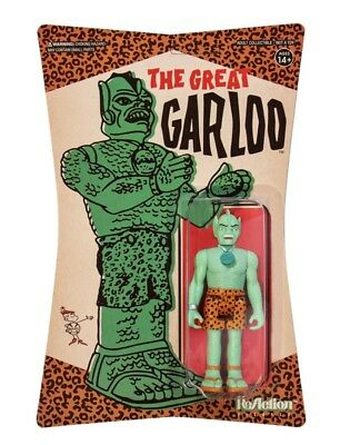 The Great Garloo Super7 ReAction Figure 2018  NYCC SDCC