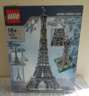 Lego 10181 Eiffel Tower 692 Parts And Pieces 3200 Picclick