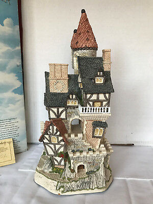 David Winter ~ CASTLE IN THE AIR ~ 1991 ~ NIB
