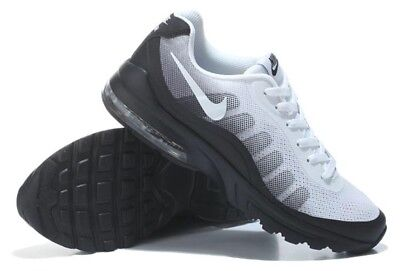 Nike Air Max Invigor Print Mens 749688-010 Black White Cool Grey Shoes Size 12