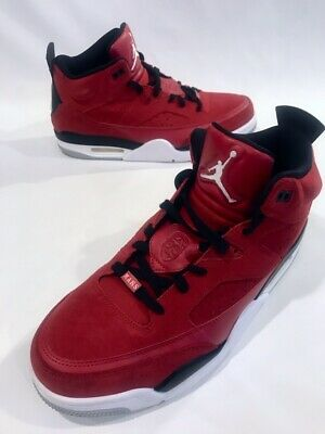 AIR JORDAN SON Of Mars Low 580603 603 Gym Red white black wolf Grey ... 77e91d65e490