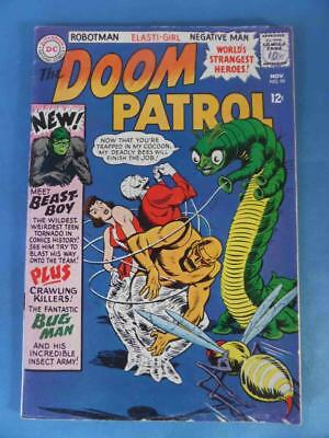Doom Patrol 99 1965 1St Beast Boy (Changeling) Smooth/very Glossy!