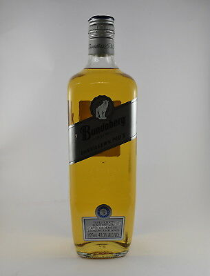 Bundaberg Rum Distillers No 3 Massive 1125Ml Old Label Bundy Rum Full Sealed