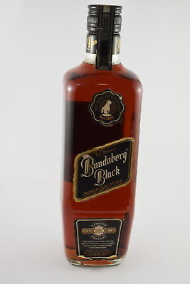 BUNDABERG BLACK RUM VAT 89 1991 RARE 700ML Bundy Rum