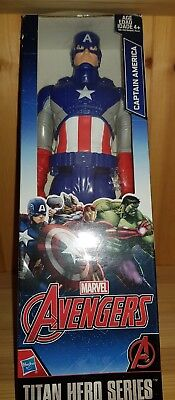 HASBRO Marvel TITAN HERO SERIES Captain America
