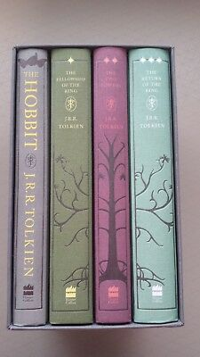 The Lord Of The Rings And The Hobbit - Collectors Edition, Clothbound, Boxset