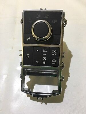 Range Rover L494  Suspension Control Switches  Panels  Epla-14B596