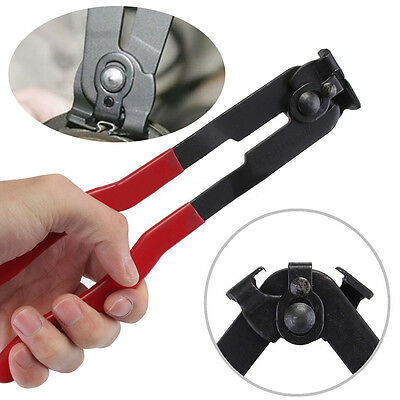Ear Type CV Joint Boot Clamp Plier Installer Tool For Fuel & Coolant Hose Pipe