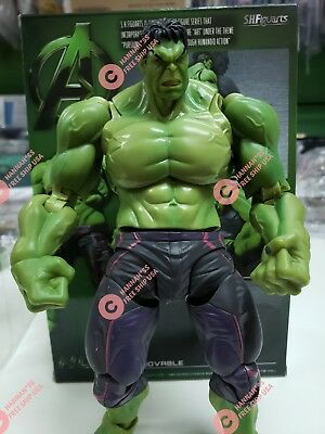 Avengers Infinity War Hulk SHF Action Figure Toy S.H.Figuarts Toy New In Box